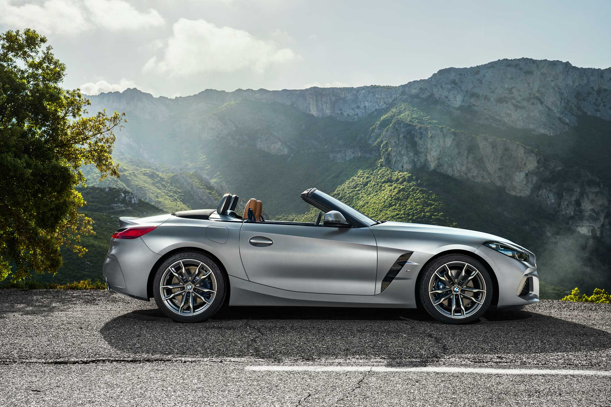14 All New 2020 BMW Z4 M Roadster Wallpaper