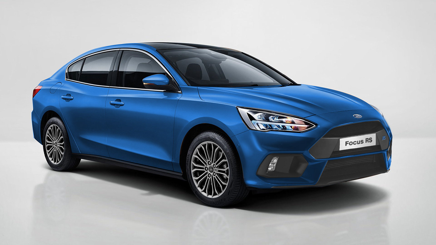 14 All New 2020 Ford Focus Rs St Engine