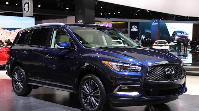 14 All New 2020 Infiniti Qx60 Concept and Review