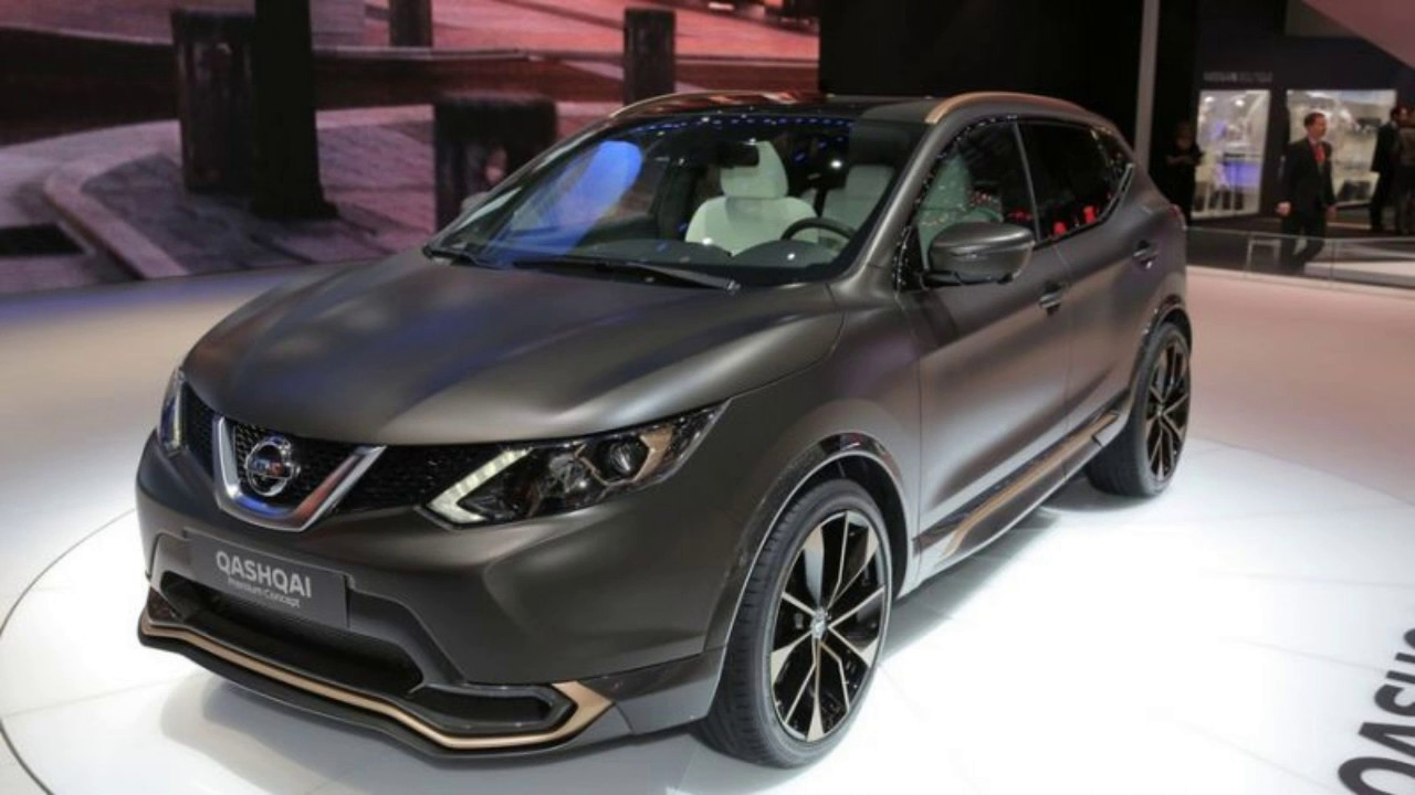 14 All New 2020 Nissan Qashqai Specs