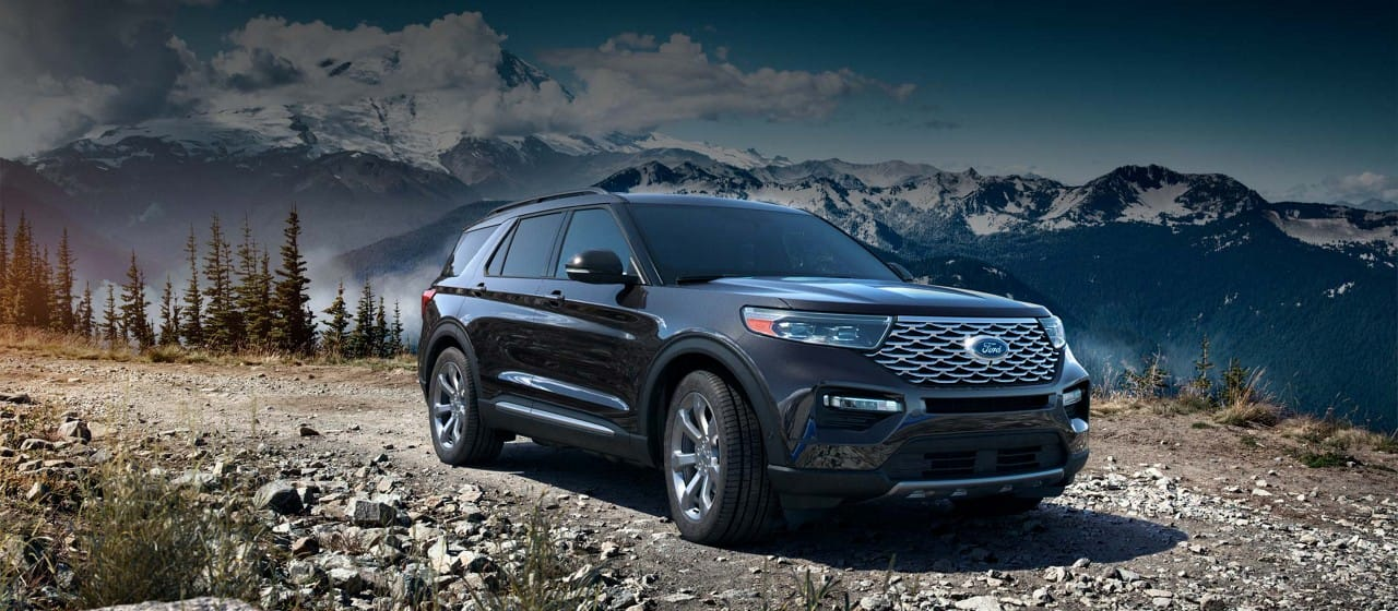14 All New 2020 The Ford Explorer Overview