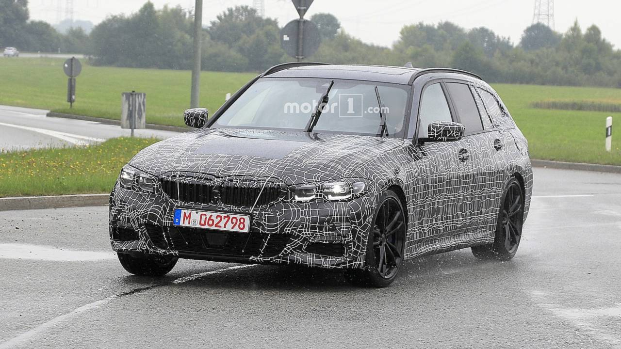 14 Best 2020 Spy Shots BMW 3 Series Engine