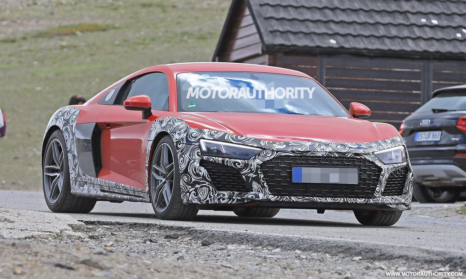 14 New 2020 Audi R8 LMXs Redesign