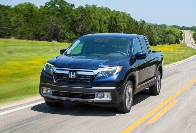 14 New 2020 Honda Ridgeline Pickup Truck New Model and Performance