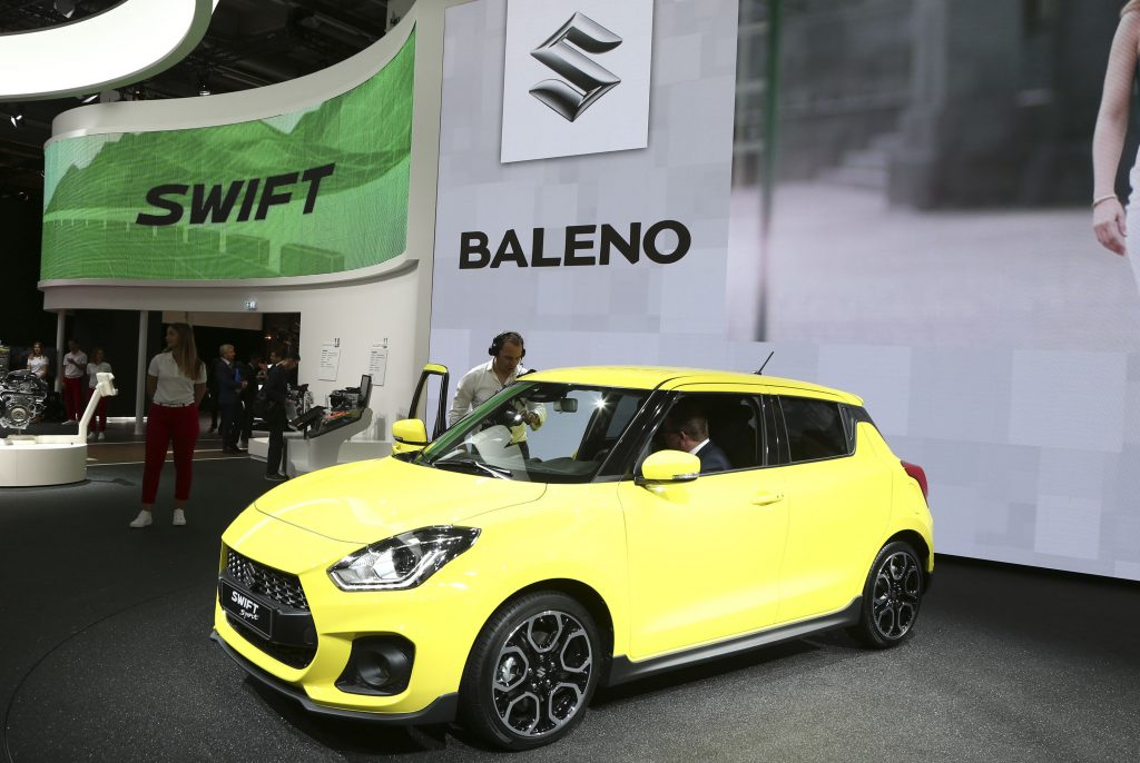14 New 2020 New Suzuki Swift Sport Price and Review - Review Cars