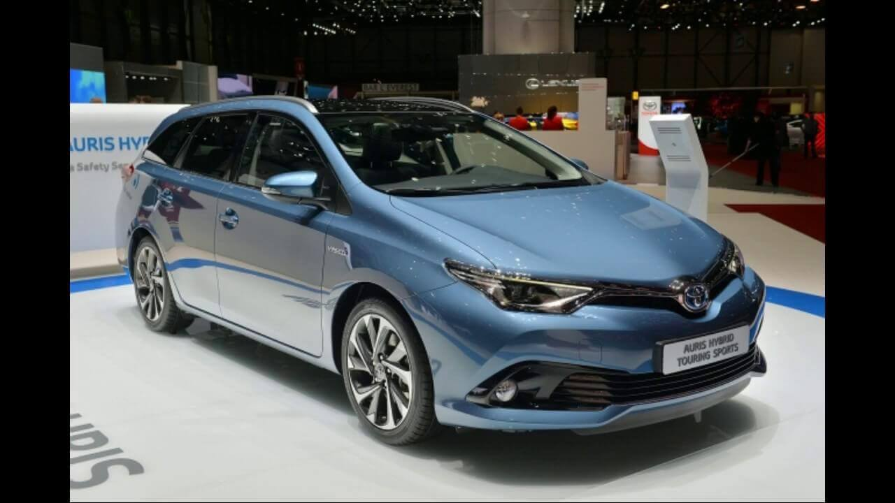 14 New 2020 Toyota Auris Engine