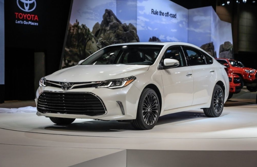 14 New 2020 Toyota Avalon Hybrid Release Date and Concept