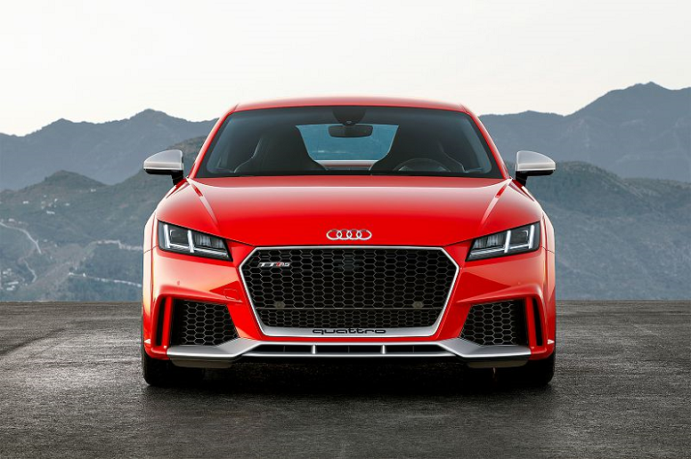 14 The 2019 Audi Tt Rs Research New