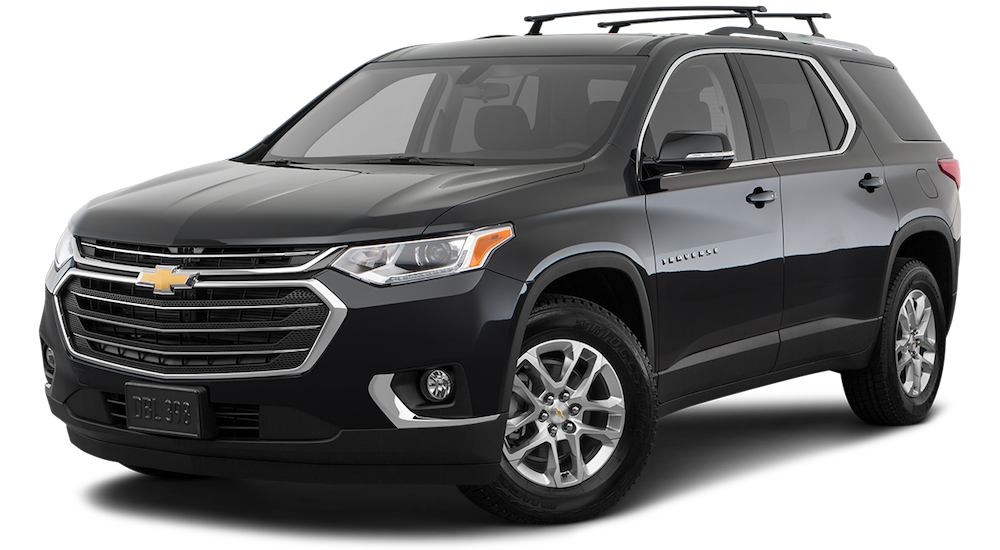 14 The 2019 Chevy Traverse Photos