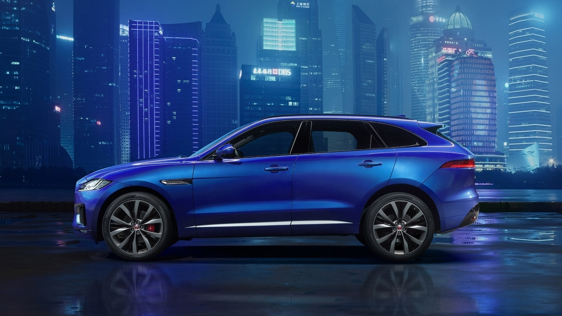 14 The 2019 Jaguar Xq Crossover Concept