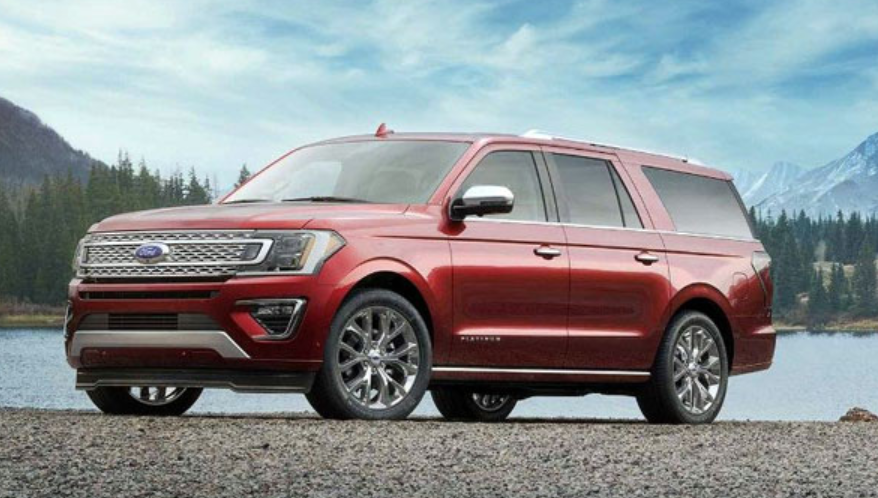 14 The 2020 Ford Expedition Photos