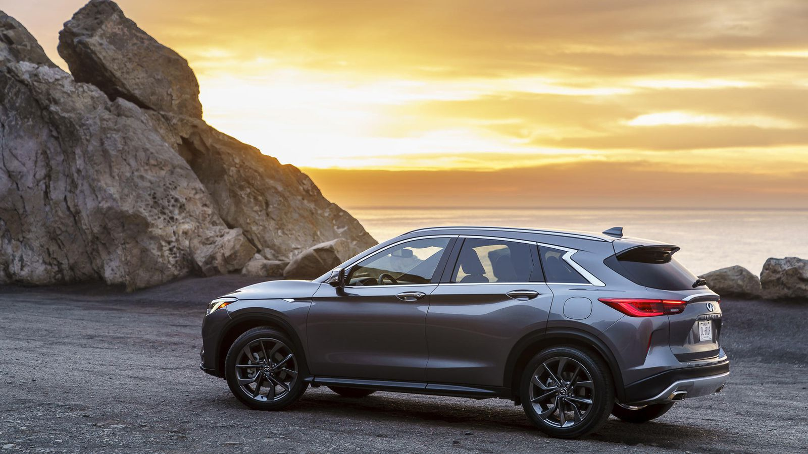 14 The 2020 Infiniti QX50 Exterior and Interior