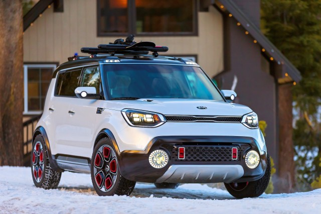 14 The 2020 Kia Soul Awd Exterior and Interior