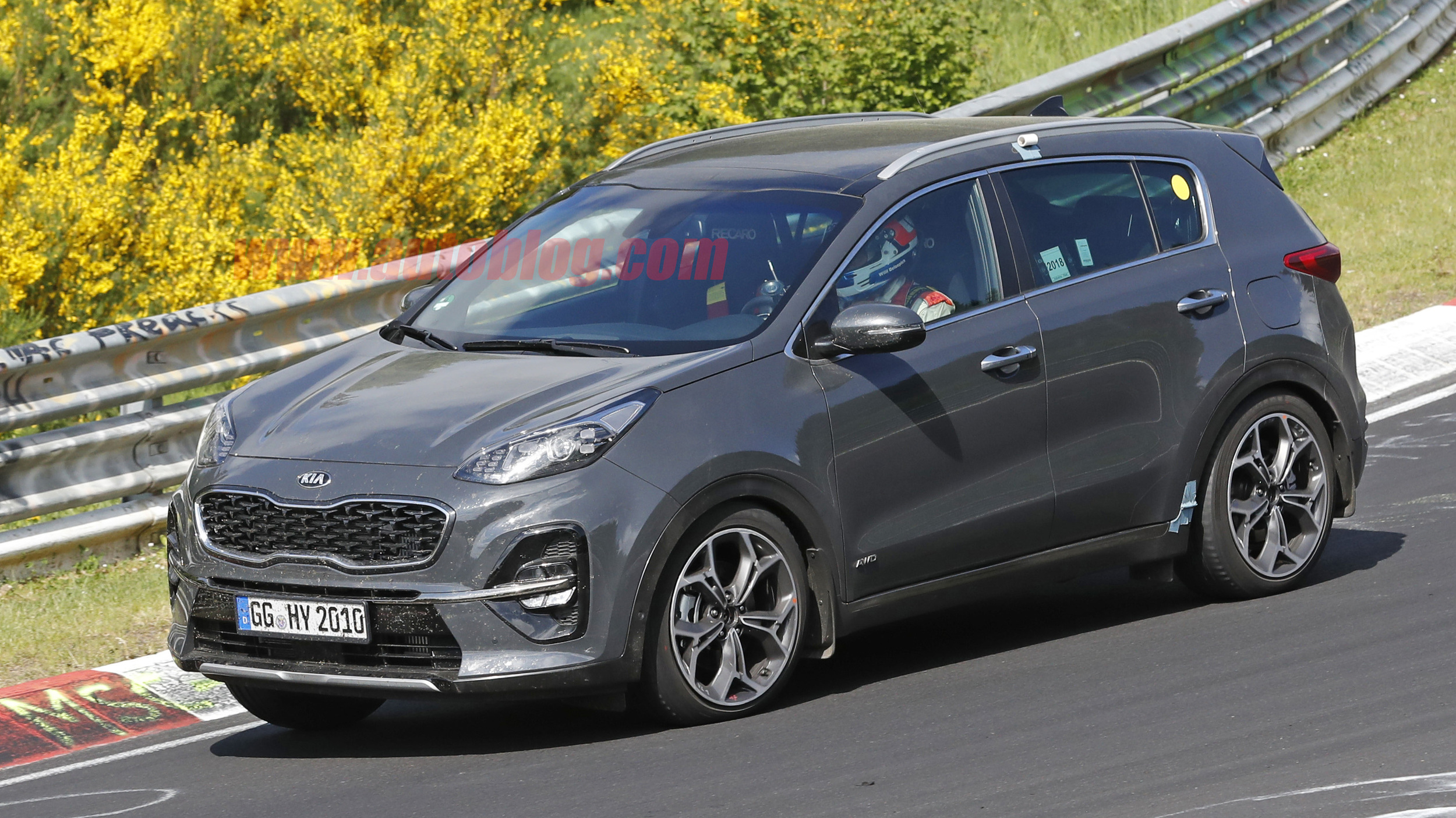 14 The 2020 Kia Sportage Speed Test