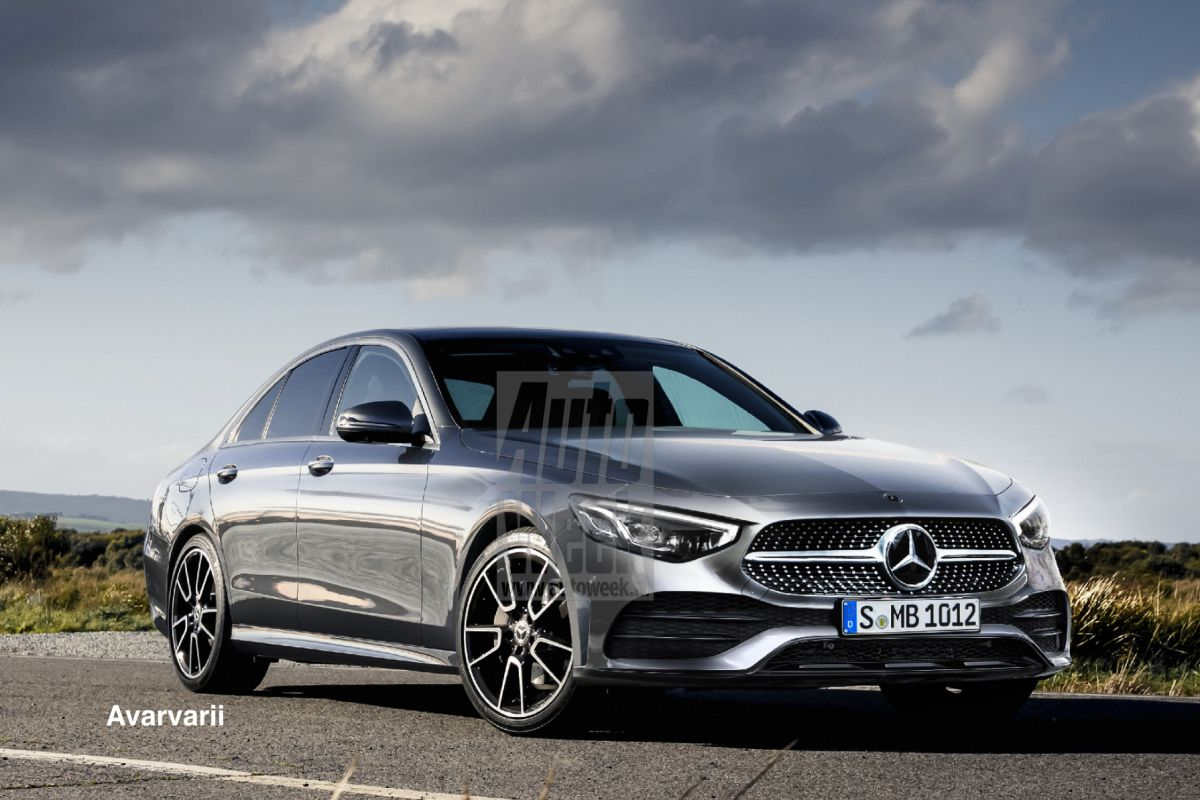 14 The 2020 Mercedes C class Research New
