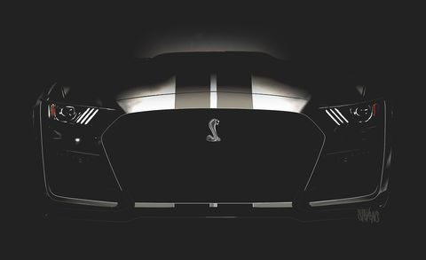 14 The 2020 Mustang Shelby Gt350 Release