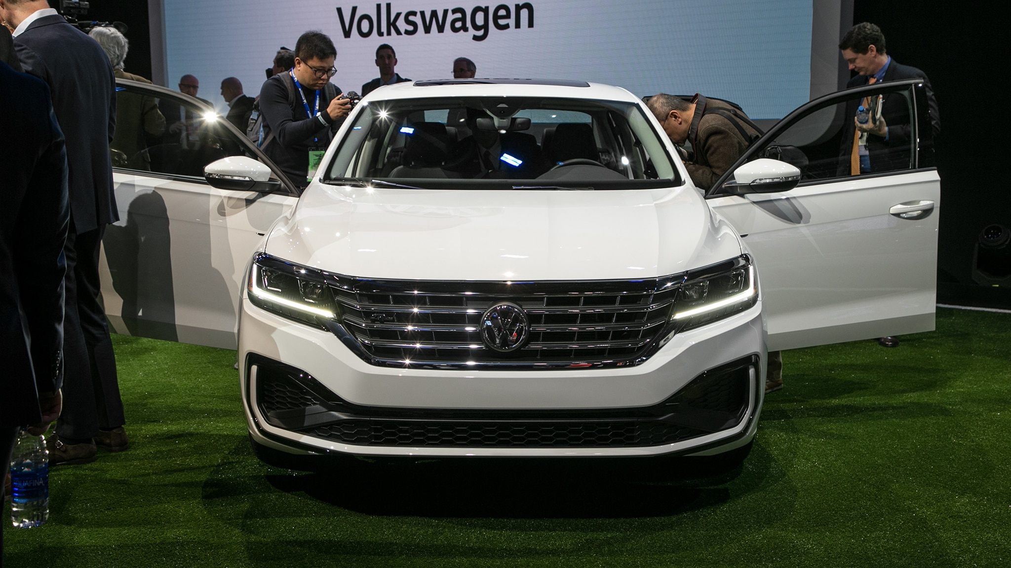 14 The 2020 VW Passat Tdi First Drive