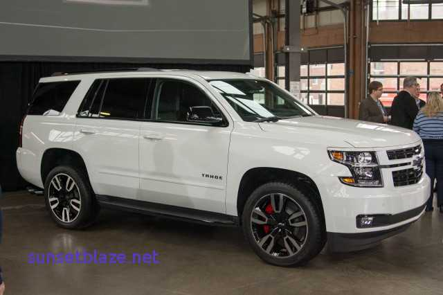 14 The Best 2019 Chevy Suburban Z71 Redesign and Review