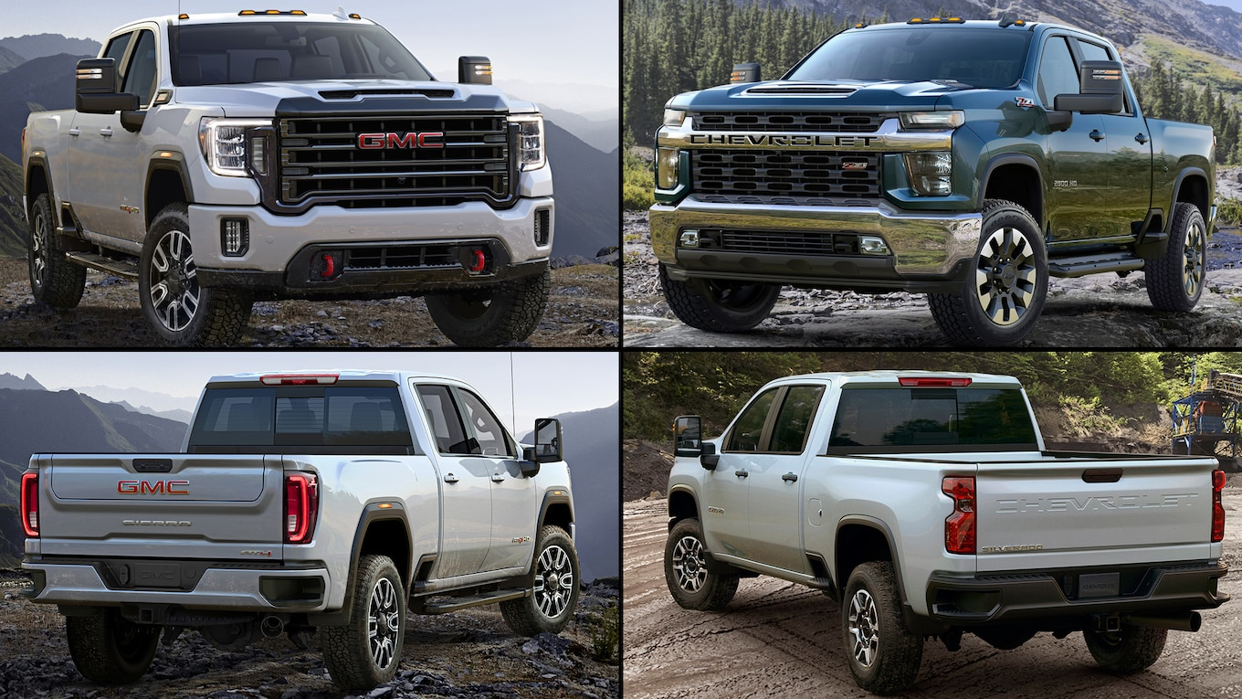 14 The Best 2020 GMC Sierra Hd Images