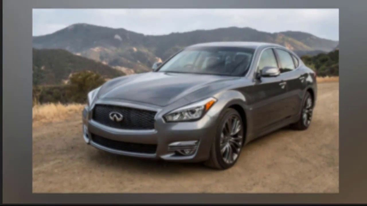 14 The Best 2020 Infiniti Q70 New Model and Performance