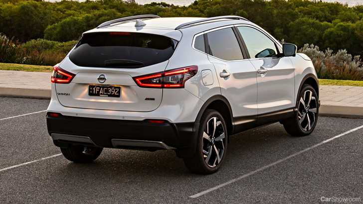14 The Best 2020 Nissan Qashqai Interior