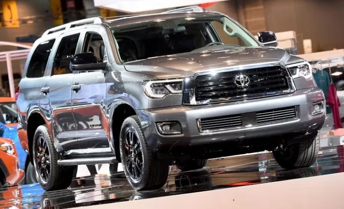 14 The Best 2020 Toyota Sequoia Review