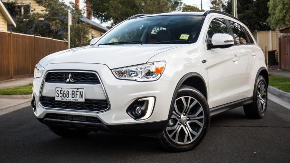 14 The Mitsubishi Asx Picture