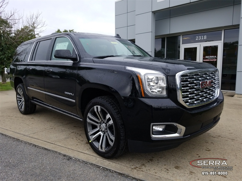 15 A 2019 GMC Yukon Denali Xl Concept and Review