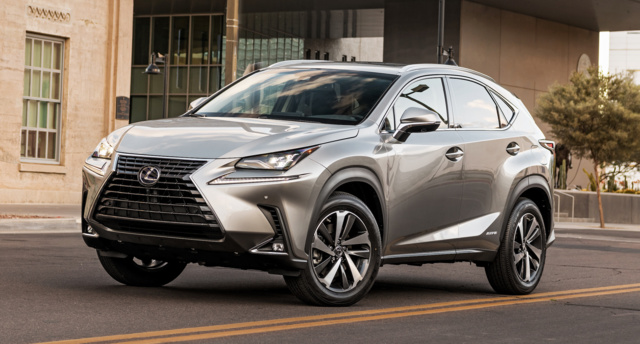 15 A 2019 Lexus Nx Wallpaper