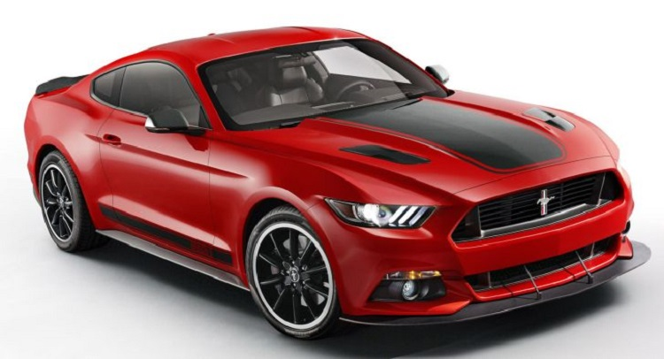 15 A 2019 Mustang Mach Configurations