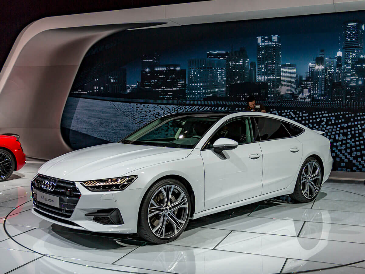 15 A 2020 All Audi A7 Spesification
