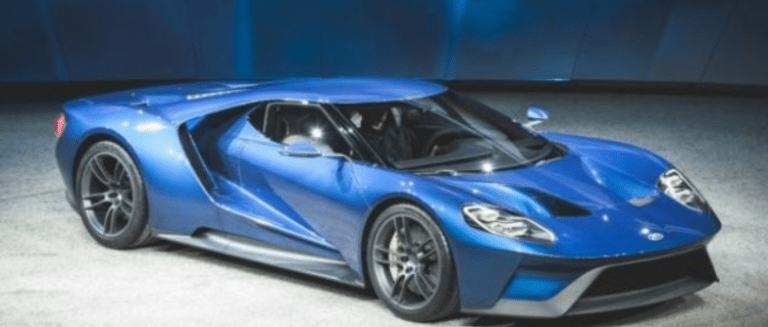 15 A 2020 Ford GT40 Overview