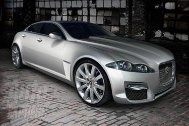 15 A 2020 Jaguar XJ Redesign and Concept