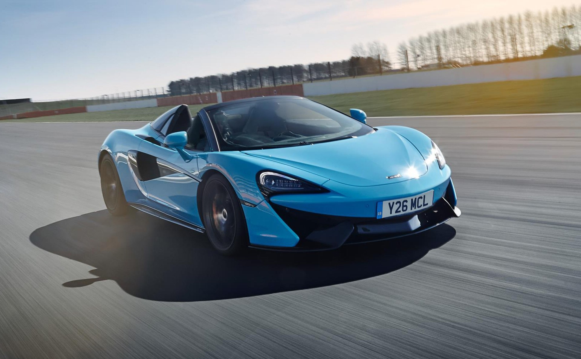 15 A 2020 McLaren 570S Coupe Reviews