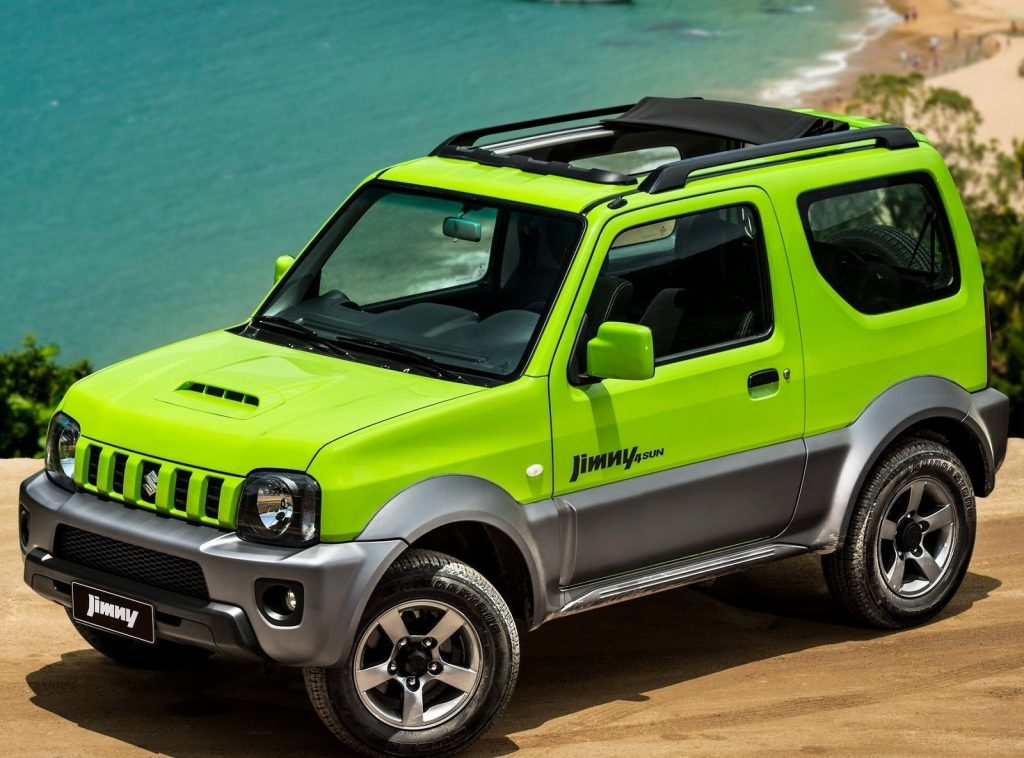 15 A 2020 Suzuki Jimny Model Ratings