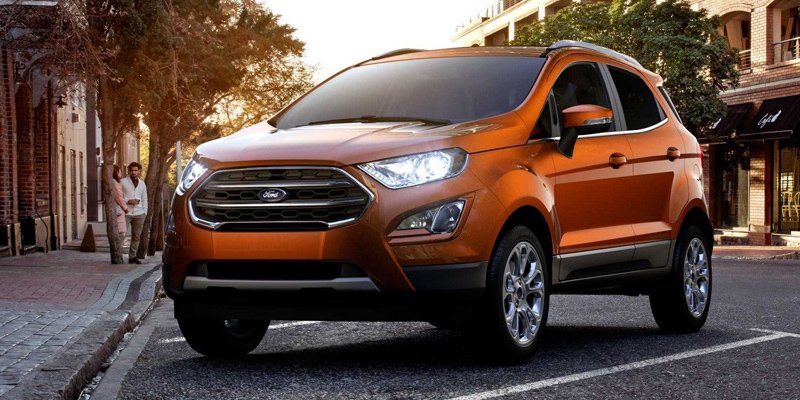 15 All New 2019 Ford Ecosport Specs