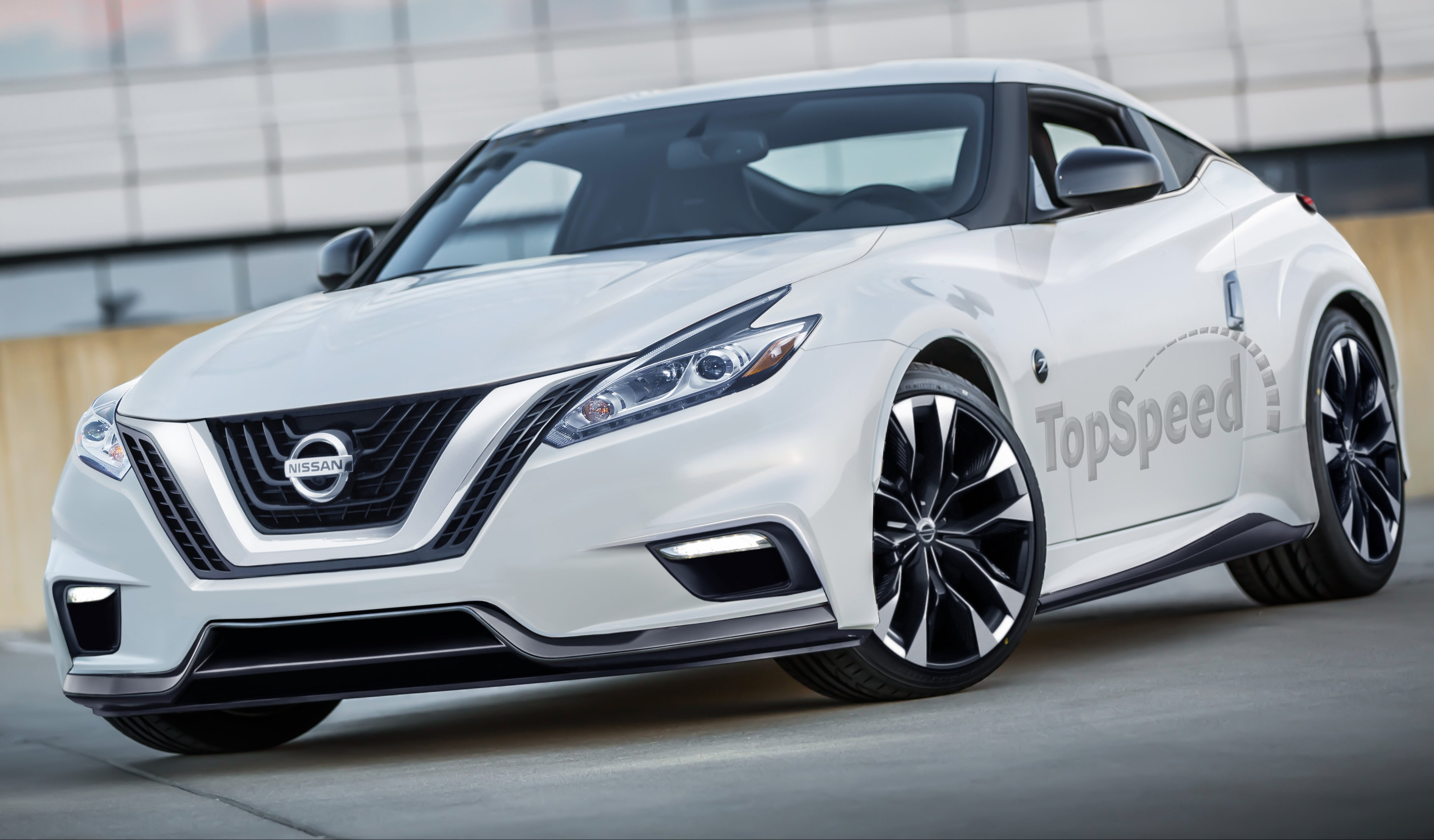 15 All New 2019 Nissan Z Car Concept