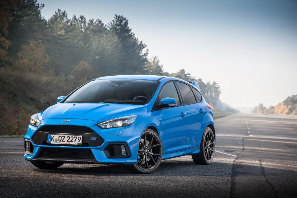 15 All New 2020 Ford Focus Rs St Pictures