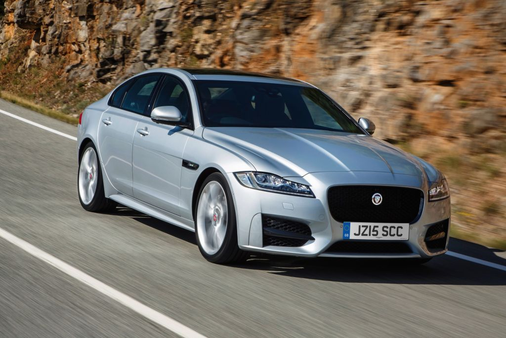 15 All New 2020 Jaguar Xf Rs Review and Release date