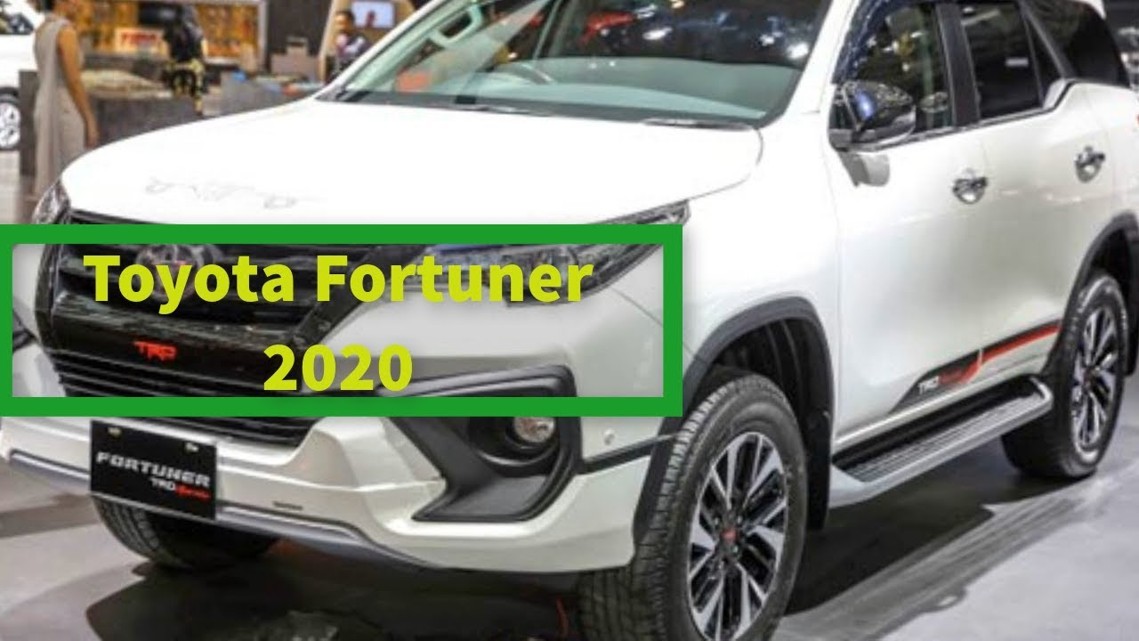 15 All New 2020 Toyota Fortuner Performance