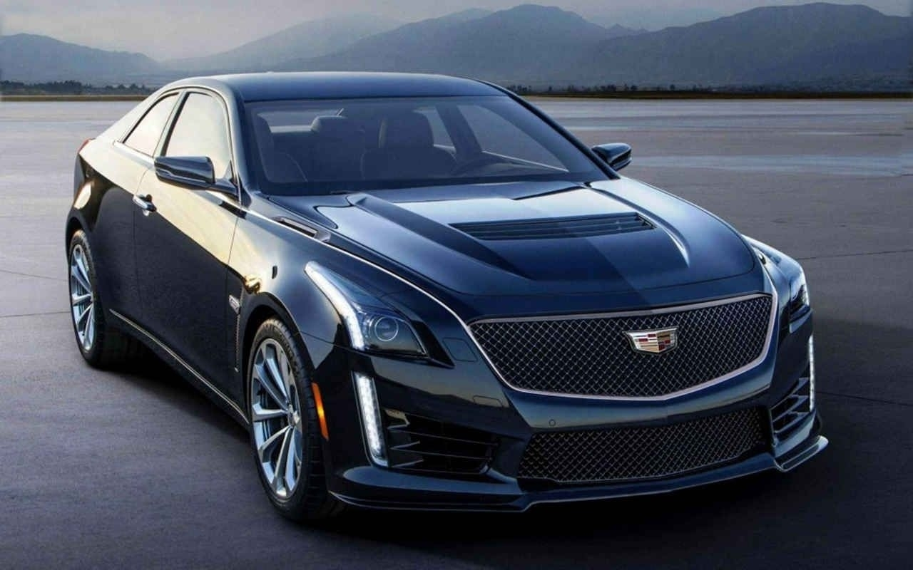 15 Best 2019 Cadillac Cts V Coupe Exterior