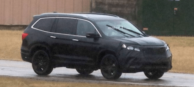 15 Best 2020 Honda Pilot Spy Speed Test