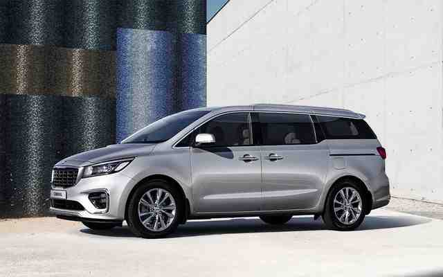 15 Best 2020 Kia Carnival Redesign and Concept