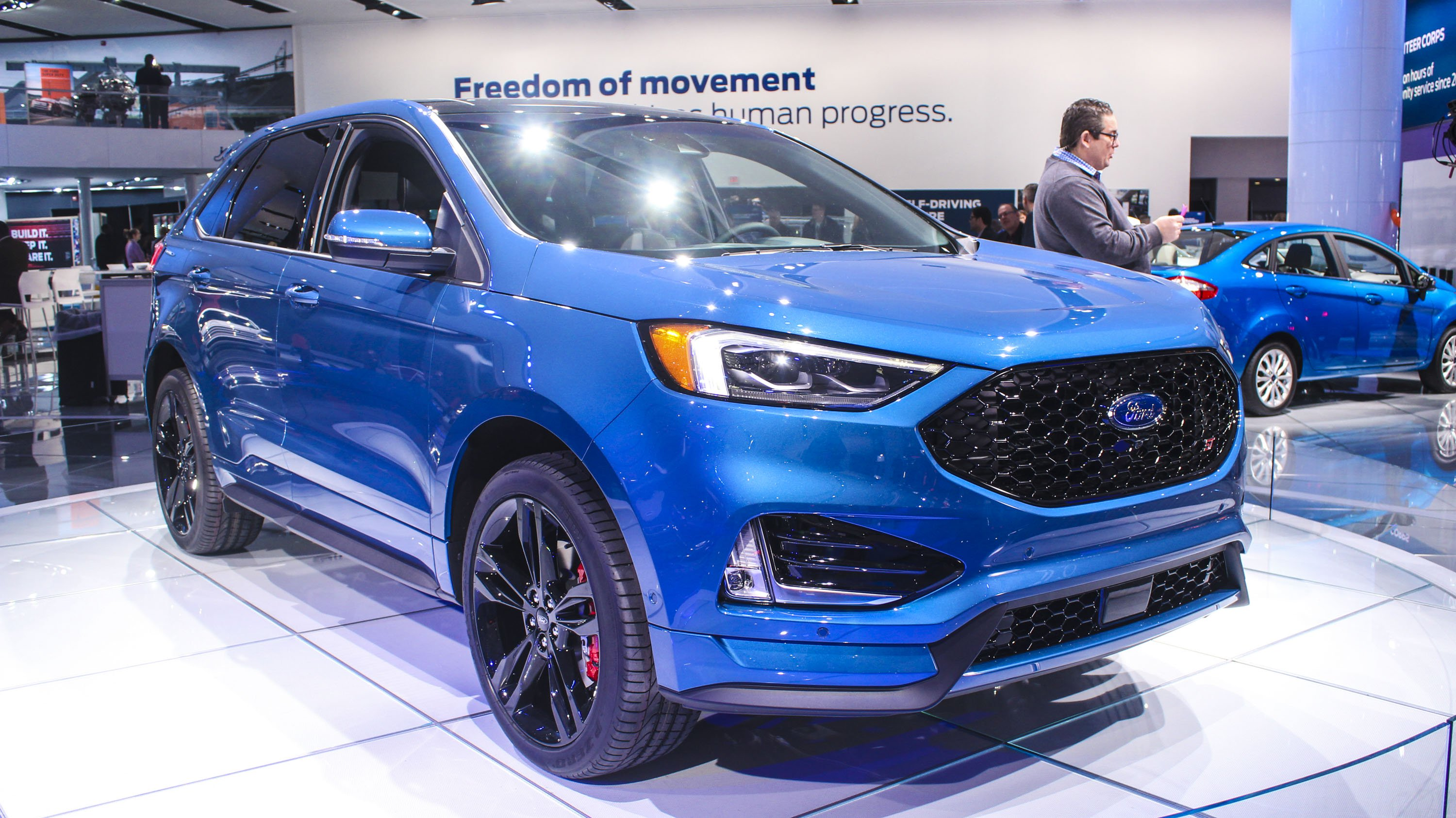 15 New 2019 Ford Edge Sport Engine