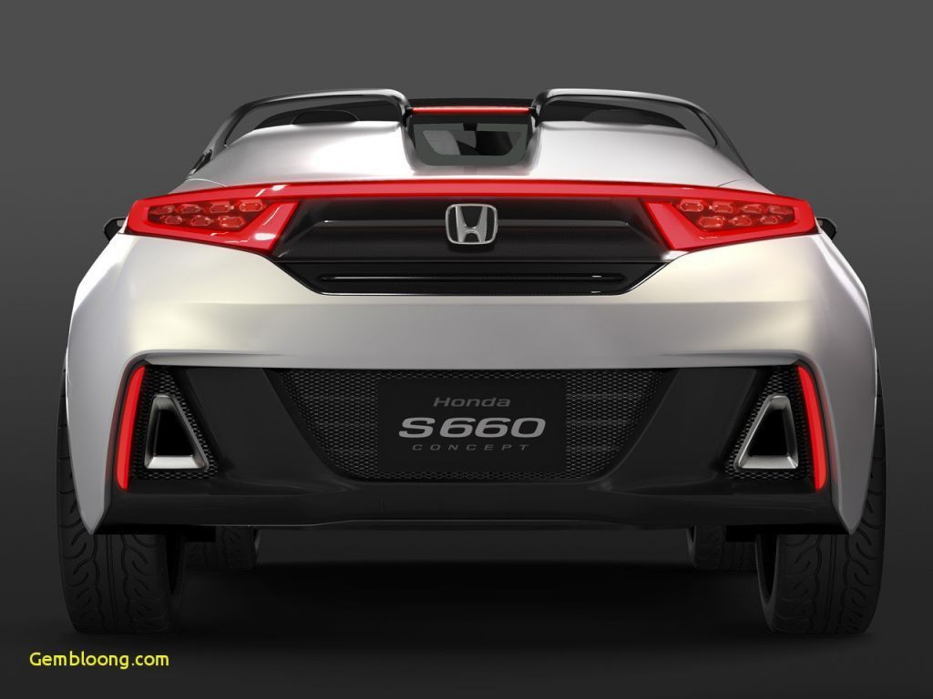 15 New 2020 Honda S660 Price and Release date