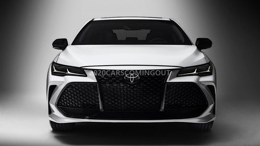 15 New 2020 Toyota Avalon Hybrid New Review