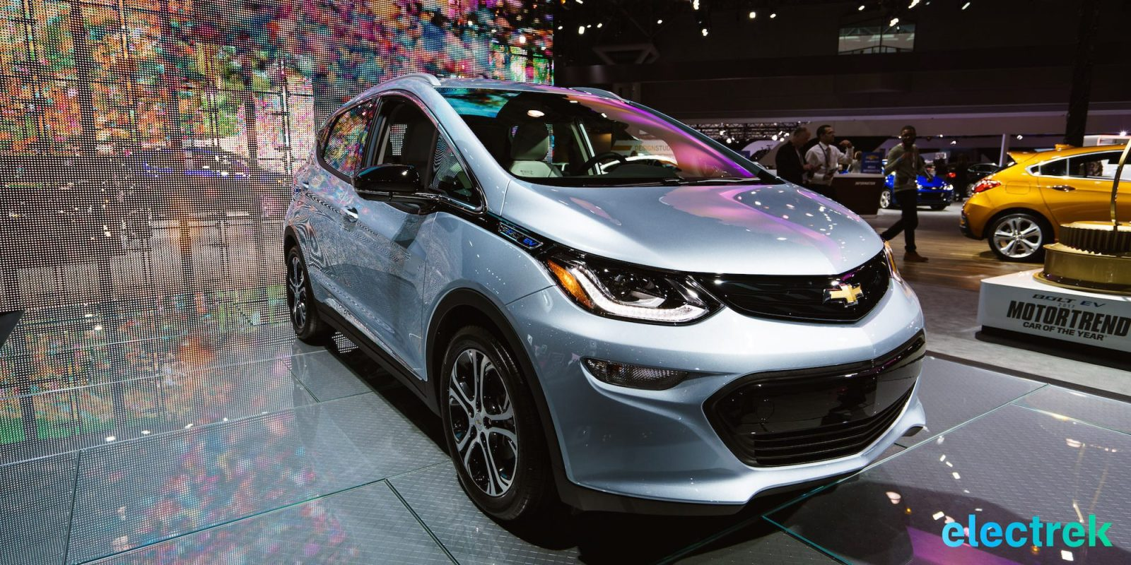 15 The 2019 Chevy Bolt Wallpaper