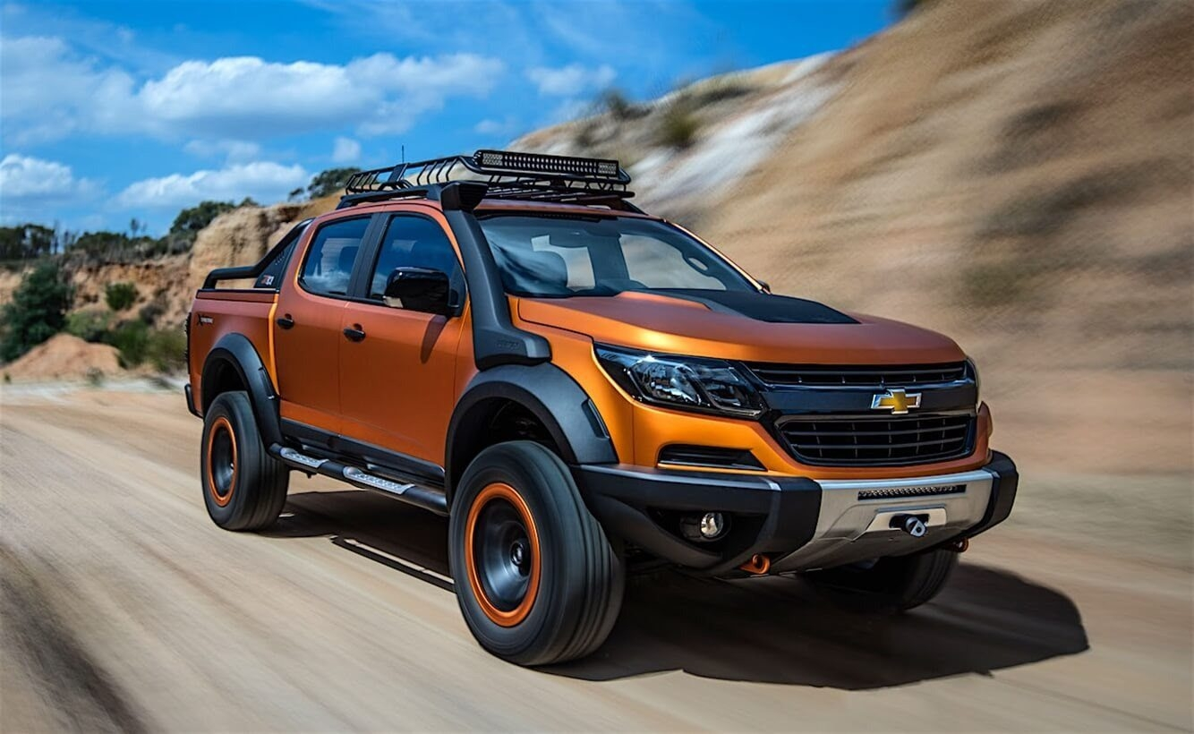 15 The 2020 Chevrolet Colorado Z72 First Drive