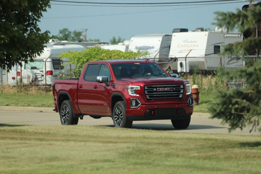 15 The 2020 GMC Sierra 1500 Diesel Exterior