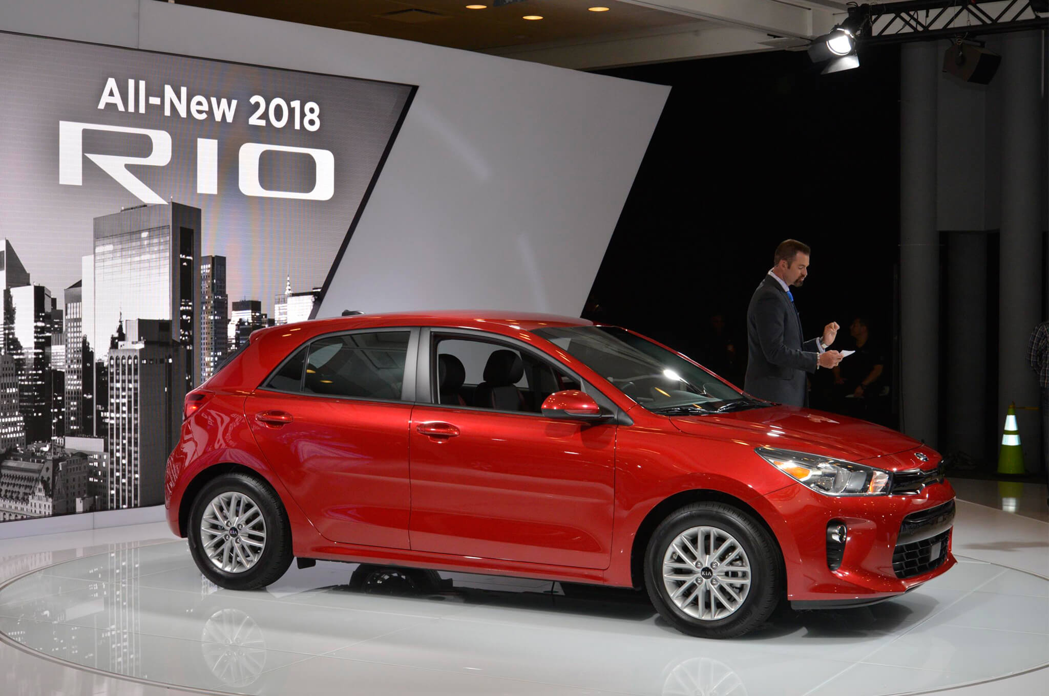 15 The 2020 Kia Rio Redesign and Review
